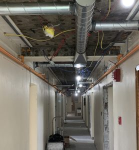Hanover College Residential Hall Renovation